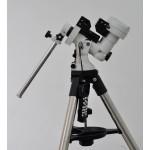 艾顿 zEQ25GT 中文GoTo赤道仪带极轴镜 GPS