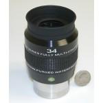 Explore Scientific 34mm目镜 68度平场目镜 充氩气目镜