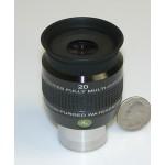 Explore Scientific 20mm目镜 68度平场目镜 充氩气目镜