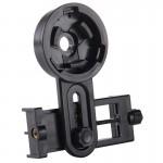万能手机夹支架连接天文双筒单筒望远镜通用接口拍照摄影支架